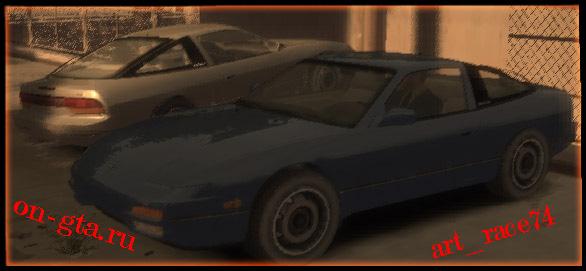Nissan 240SX Beta GTA 4