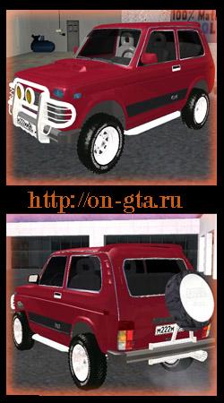 Ваз 2121 Niva