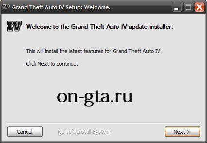 Второй патч GTA 4